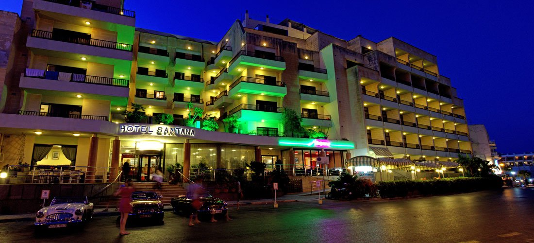 Bugibba accommodation in bugibba qawra and st for Hotels malte