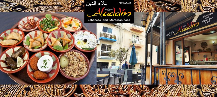 Aladdin restaurant bugibba experience the traditional for Aladdins cuisine